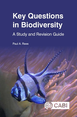 Key Questions in Biodiversity: A Study and Revision Guide Cover Image