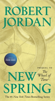New Spring: Prequel to the Wheel of Time Cover Image