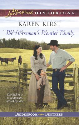 The Horseman's Frontier Family Cover