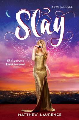 Slay: A Freya Novel Cover Image
