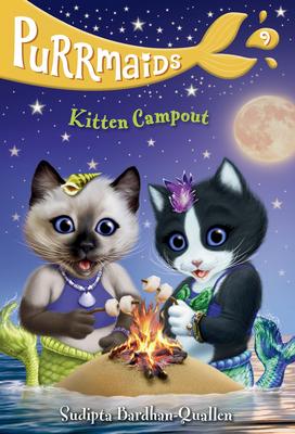 Purrmaids #9: Kitten Campout Cover Image