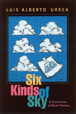 Cover for Six Kinds of Sky