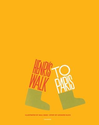 Henri's Walk to Paris Cover Image
