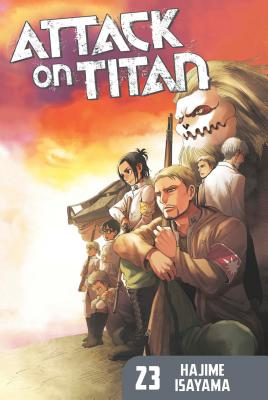 Attack on Titan 23 cover image