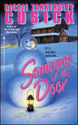 Cover for Someone at the Door