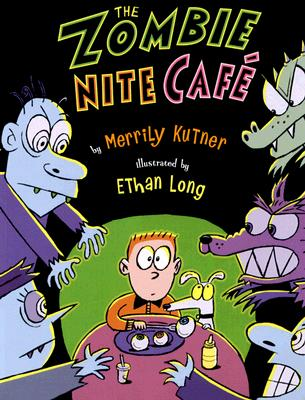 The Zombie Nite Cafe Cover