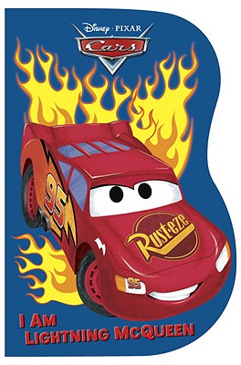 I Am Lightning McQueen Cover Image