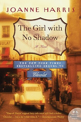 The Girl with No Shadow Cover Image