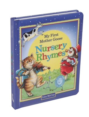 My First Mother Goose Nursery Rhymes Cover Image