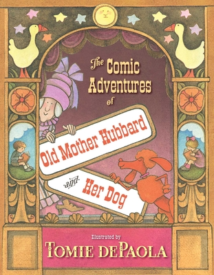 The Comic Adventures of Old Mother Hubbard and Her Dog Cover Image