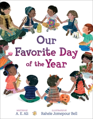 Our Favorite Day of the Year Cover Image
