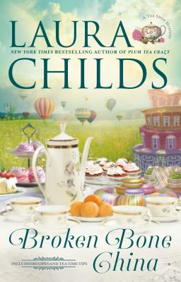 Broken Bone China (A Tea Shop Mystery #20) Cover Image