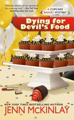 Dying for Devil's Food (Cupcake Bakery Mystery #11) Cover Image