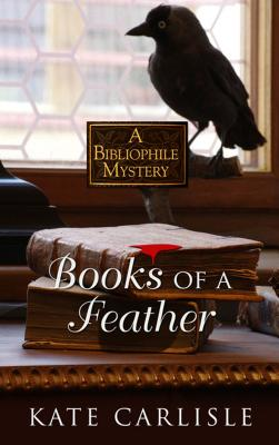 Books of a Feather (Bibliophile Mysteries) Cover Image