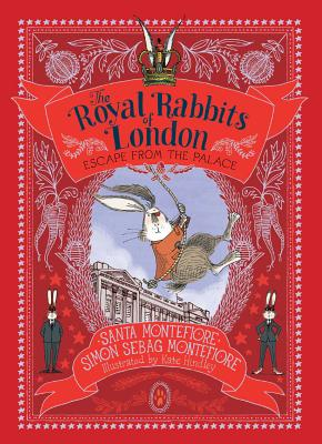 Escape from the Palace (The Royal Rabbits #2) Cover Image