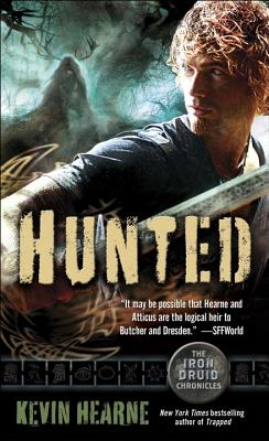 Hunted: The Iron Druid Chronicles, Book Six Cover Image