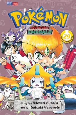 Pokémon Adventures (Emerald), Vol. 29 Cover Image