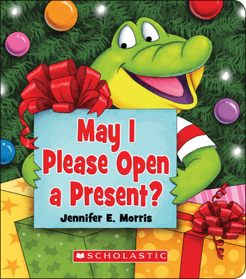 May I Please Open a Present? Cover Image
