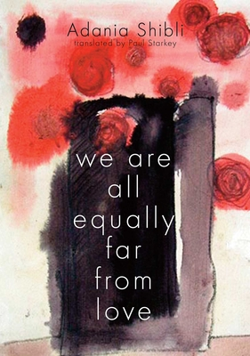 We Are All Equally Far from Love Cover Image