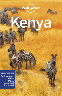 Lonely Planet Kenya (Country Guide) Cover Image