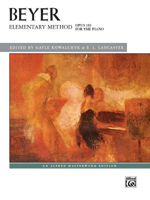 Elementary Method for the Piano, Op. 101 Cover Image