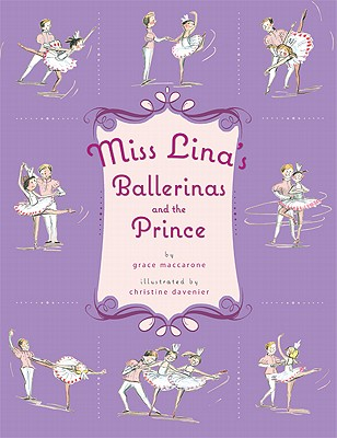 Miss Lina's Ballerinas and the Prince Cover