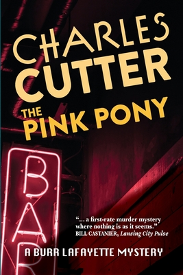 The Pink Pony: Murder on Mackinac Island Cover Image