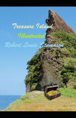 Treasure Island Illustrated Cover Image