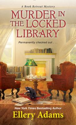 Murder in the Locked Library (A Book Retreat Mystery #4) Cover Image