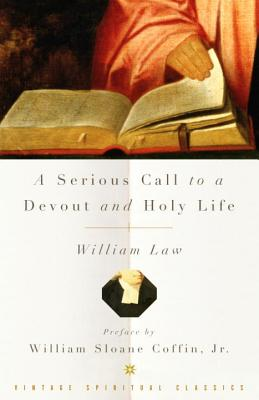 A Serious Call to a Devout and Holy Life Cover Image