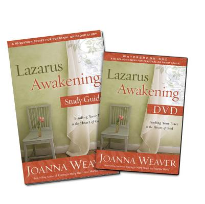 Lazarus Awakening DVD Study Pack Cover