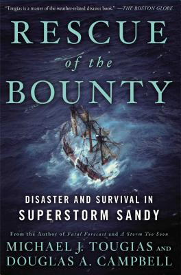 Cover for Rescue of the Bounty