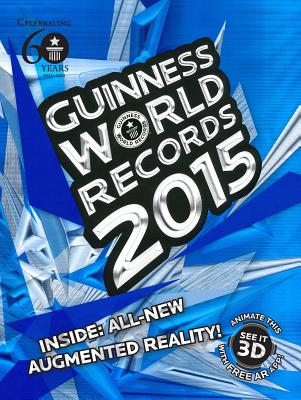 Guinness World Records 2015 Cover Image