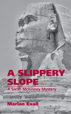 A Slippery Slope: A Sarah McKinney Mystery Cover Image