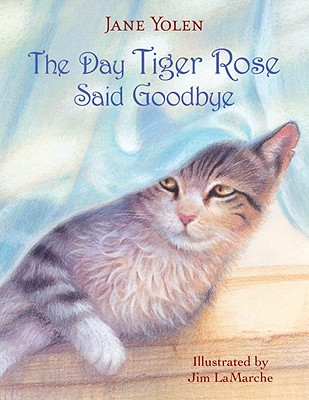 The Day Tiger Rose Said Goodbye Cover