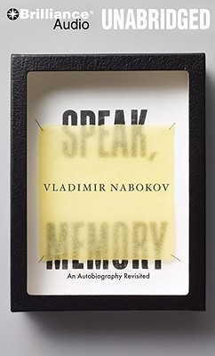 Speak, Memory: An Autobiography Revisited Cover Image