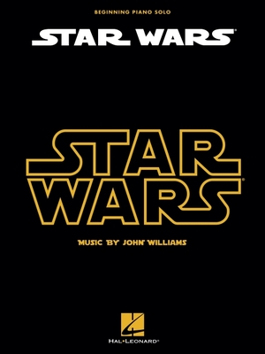 Star Wars for Beginning Piano Solo Cover Image
