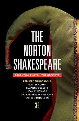 The Norton Shakespeare: The Essential Plays / The Sonnets Cover Image