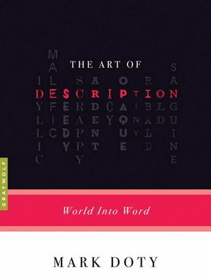 The Art of Description Cover