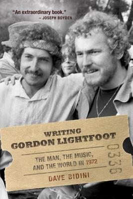 Writing Gordon Lightfoot Cover