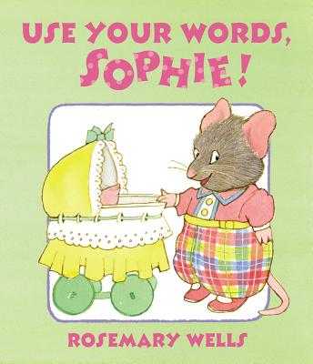 Use Your Words, Sophie Cover Image