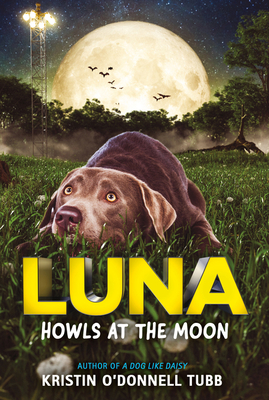 Luna Howls at the Moon Cover Image