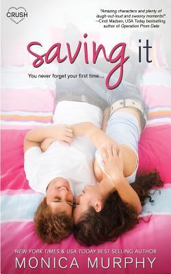 Saving It Cover Image