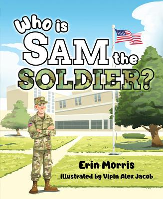 Who Is Sam the Soldier? Cover Image