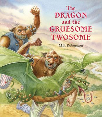 The Dragon and the Gruesome Twosome Cover