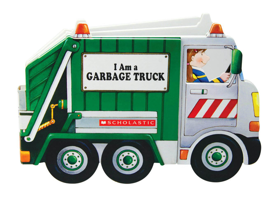 I Am a Garbage Truck Cover Image