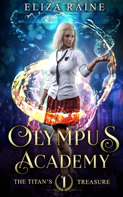 Cover for Olympus Academy