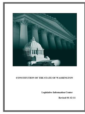 Constitution of The State of Washington Cover Image