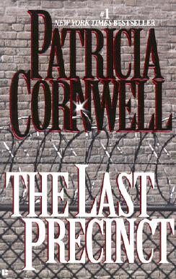 The Last Precinct Cover