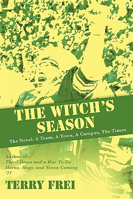 The Witch's Season Cover